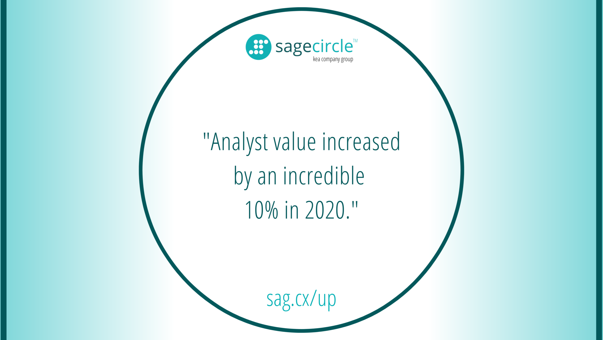 Seeing Analysts As High-Value Influencers Was A New Norm In 2020