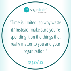 Time Is Of The Essence, Don't Waste It On Worthless Firms